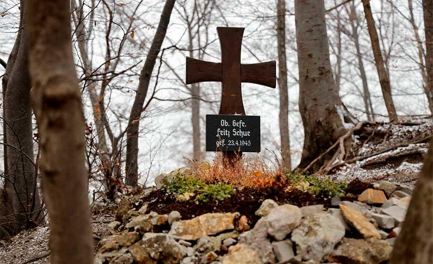 soldatengrab